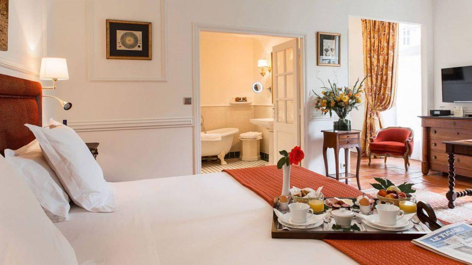 Chateau des Vigiers Prestige Room