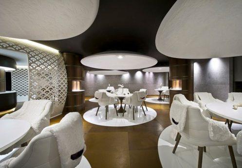 Cheval Blanc Courchevel Carte blanche