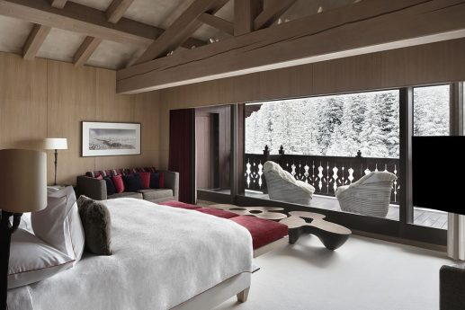 Cheval Blanc Courchevel Junior Suite