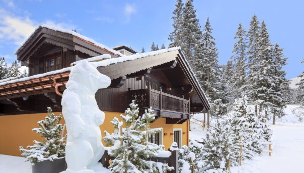 Cheval Blanc Courchevel The Chalet