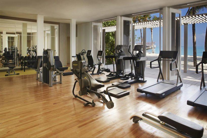 Cheval Blanc Randheli Gym
