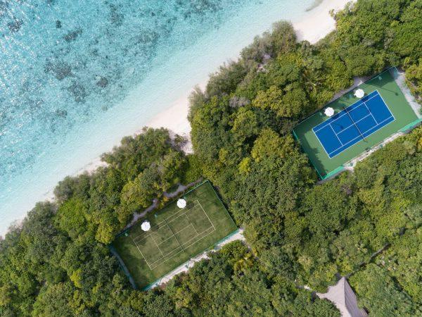 Cheval Blanc Randheli Tennis