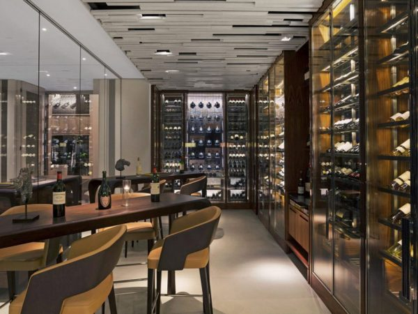 Cheval Blanc Randheli Wine Museum & Cigar Lounge