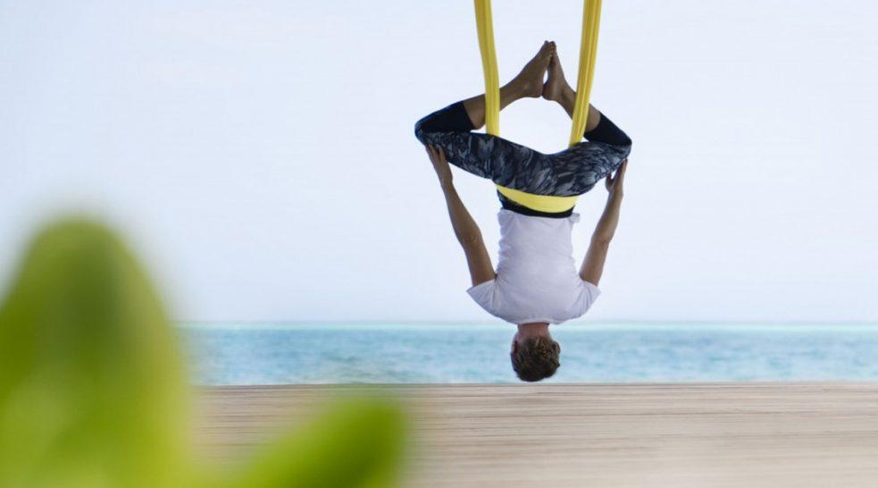 Cheval Blanc Randheli Yoga