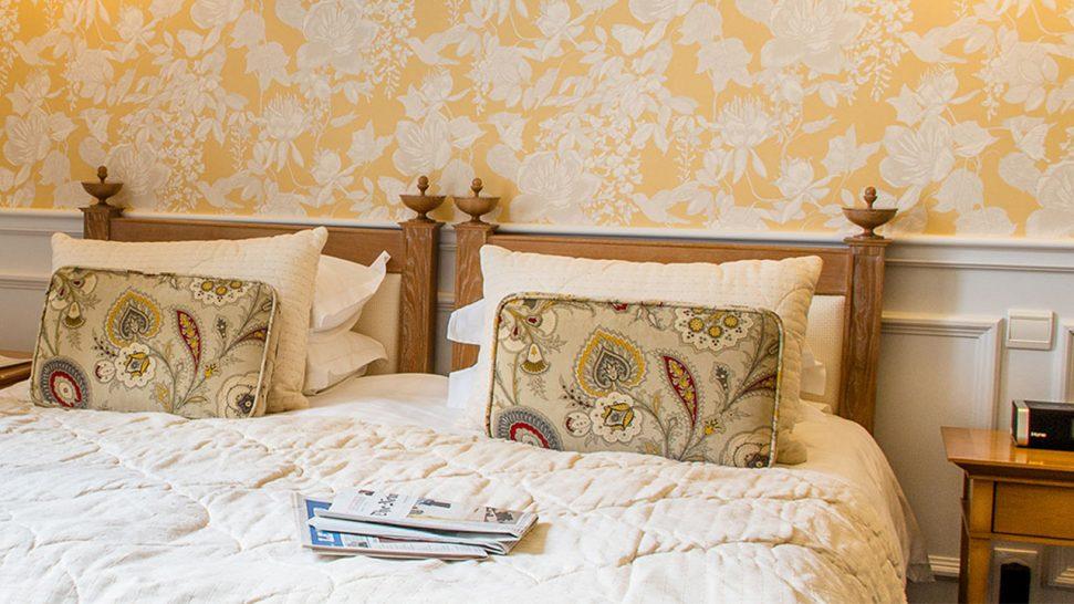 Chteau La Chenevire Classic Room