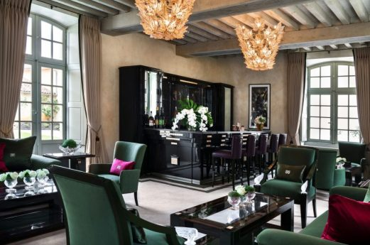 Chteau Lafaurie Peyraguey by Lalique Bar
