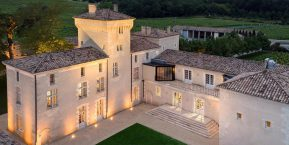 Chateau Lafaurie Peyraguey by Lalique