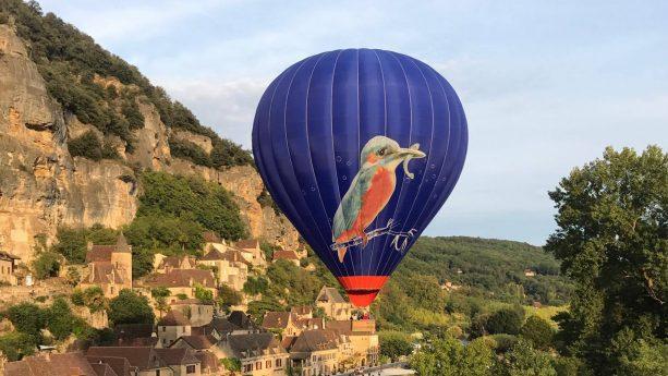 Chteau des Vigiers Aerial ride