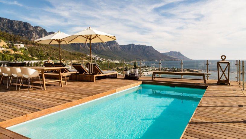 Clifton Beach Cape Town Pool