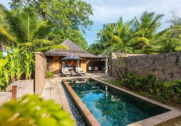 Constance Ephelia Mahe Seychelles Beach Villa