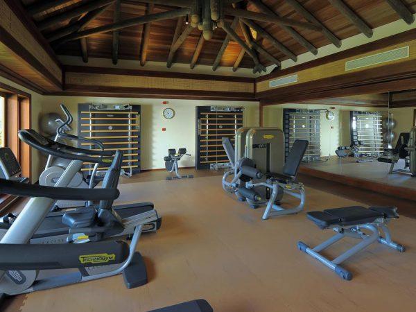 Constance Ephelia Mahe Seychelles Gym