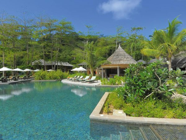 Constance Ephelia Mahe Seychelles Outdoor Pool