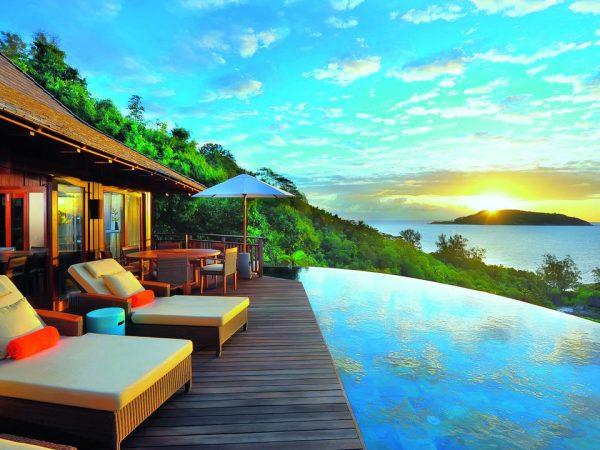 Constance Ephelia Mahe Seychelles Sunrise View