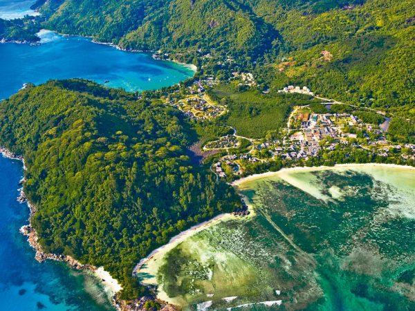 Constance Ephelia Mahe Seychelles Top View