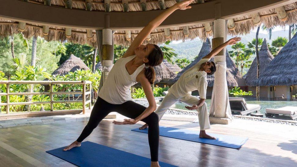 Constance Ephelia Mahe Seychelles Yoga