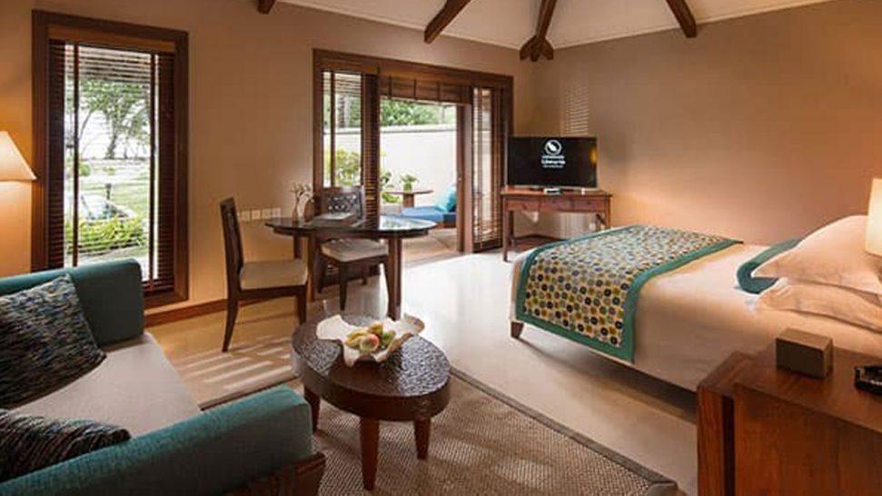 Constance Lemuria Praslin Seychelles Pool Villa