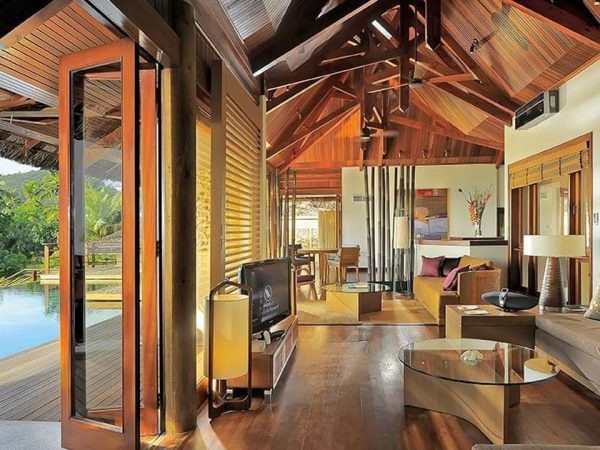 Constance Lemuria Praslin Seychelles Presidential Villa