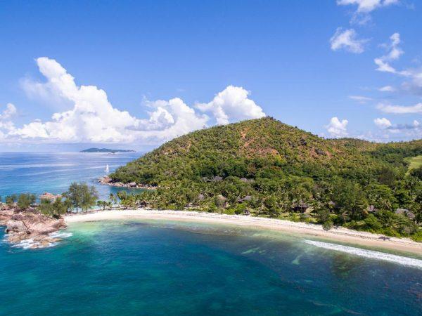 Constance Lemuria Praslin Seychelles View
