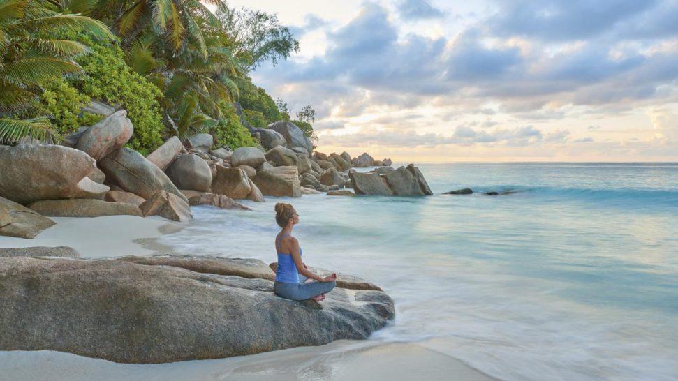 Constance Lemuria Praslin Seychelles Yoga