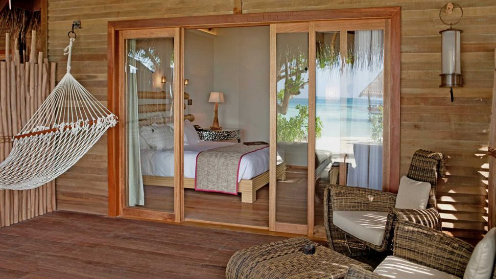 Constance Moofushi Maldives Beach Villa