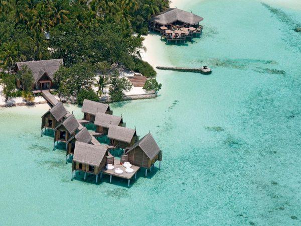 Constance Moofushi Maldives Esterior