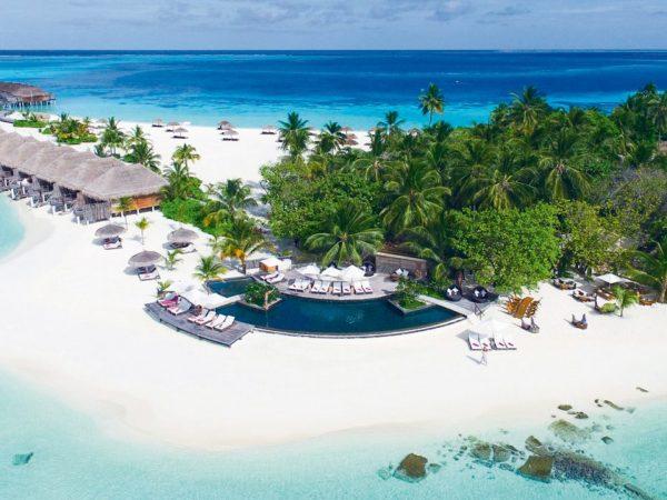 Constance Moofushi Maldives Exterior View