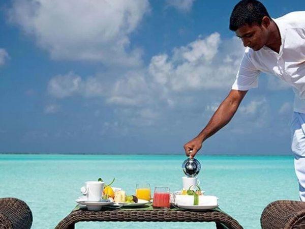 Constance Moofushi Maldives Gastronomy