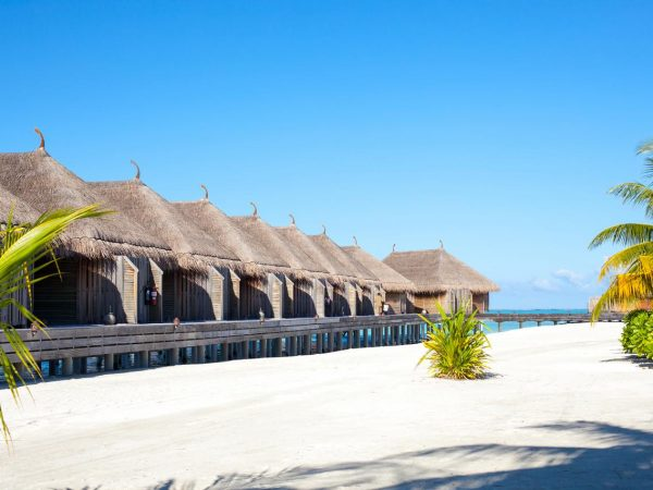 Constance Moofushi Maldives Hotel View