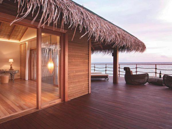 Constance Moofushi Maldives Lobby