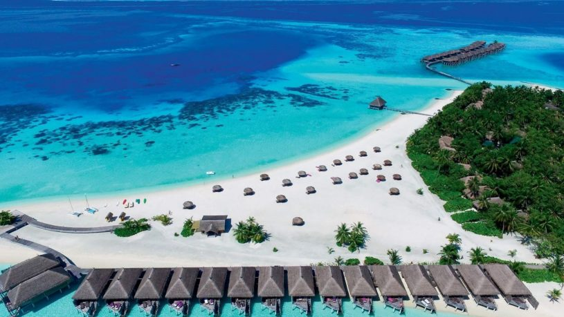 Constance Moofushi Resort Maldives Overview