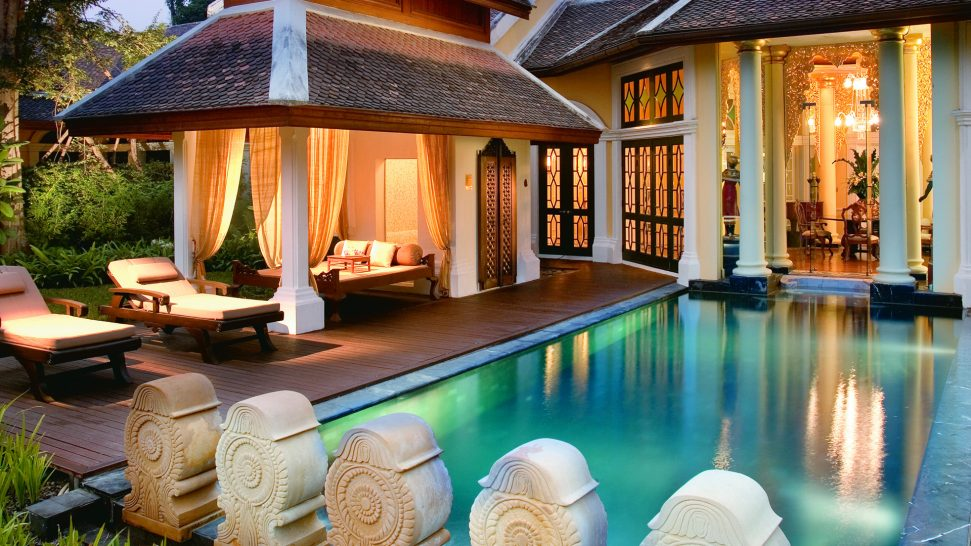 Dhara Dhevi Chiang Mai Resort Deluxe 2 Bedroom Residence with Pool