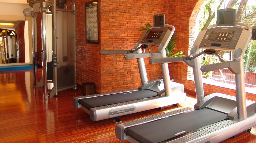 Dhara Dhevi Chiang Mai Resort Fitness center