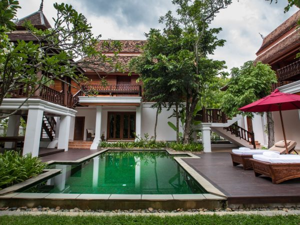 Dhara Dhevi Chiang Mai Resort Grand Deluxe 2 Bedroom Villa with Pool