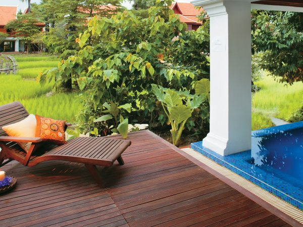 Dhara Dhevi Chiang Mai Resort Grand Deluxe Villa with Plunge Pool