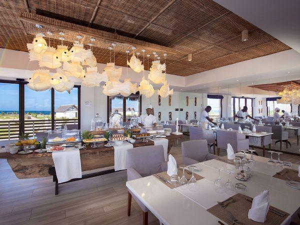 Diamonds Mequfi Beach Resort Assinatura Restaurant