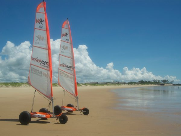 Diamonds Mequfi Beach Resort Cart Sailing