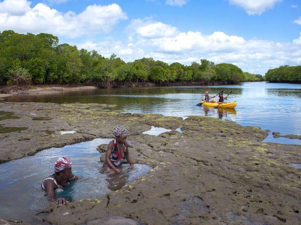 Diamonds Mequfi Beach Resort Kayak