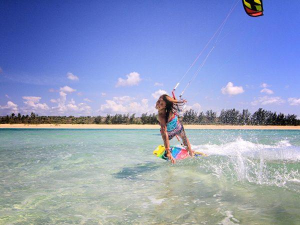 Diamonds Mequfi Beach Resort Kite Surf