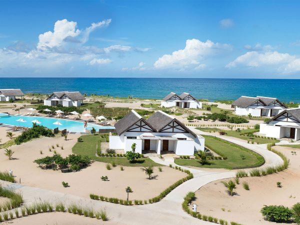 Diamonds Mequfi Beach Resort Lobby View
