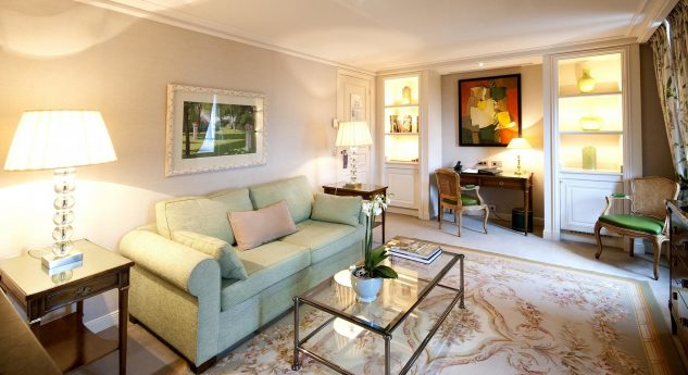 Domaine Les Crayres Deluxe Room