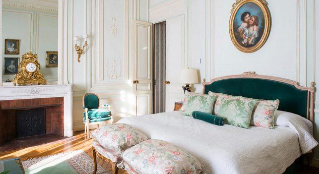 Domaine Les Crayres Prestige Room