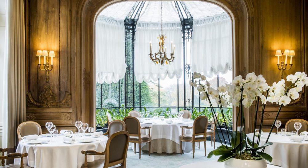Domaine Les Crayres Restaurant Le Parc