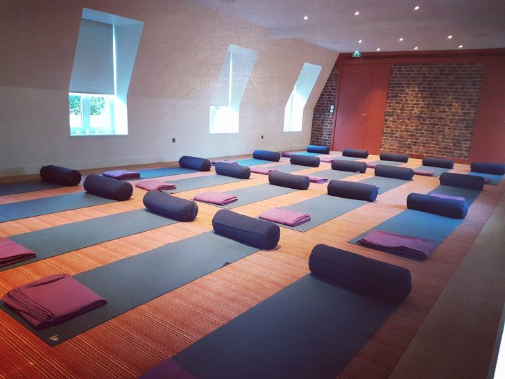 Domaine Les Crayres Yoga