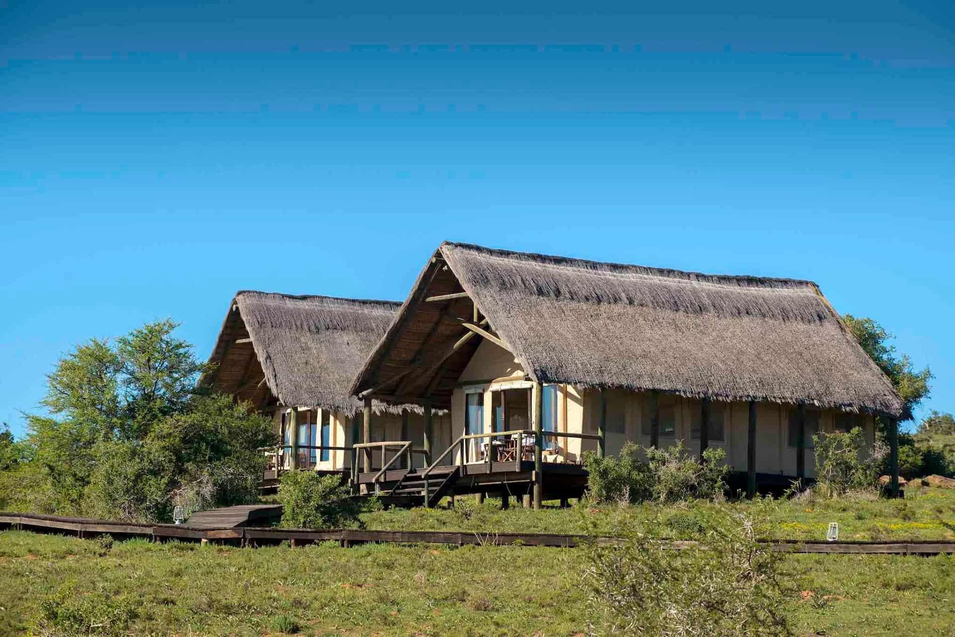 Elephant Gorah Camp Exterior View