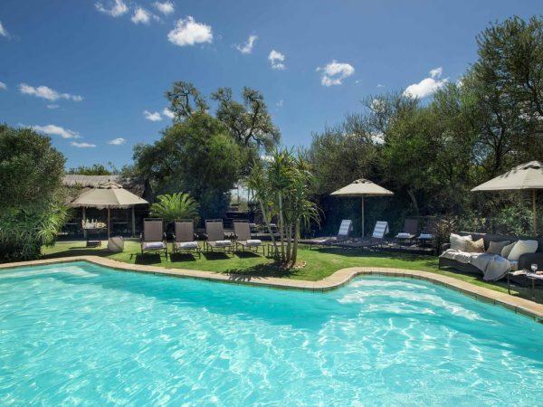 Elephant Gorah Camp Pool