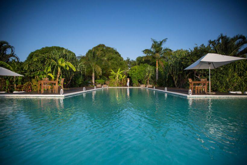 Elewana Kilindi Zanzibar Pool