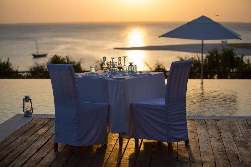 Elewana Kilindi Zanzibar Romantic Dining