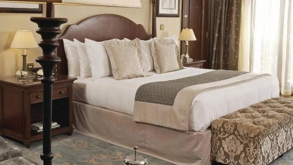 Fairmont Mount Kenya Safari Club Deluxe Room