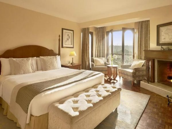 Fairmont Mount Kenya Safari Club Deluxe View Room