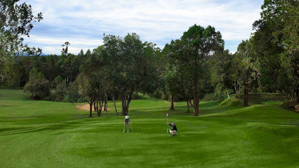 Fairmont Mount Kenya Safari Club Golf